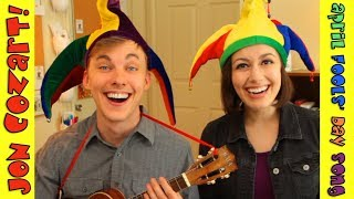 April Fools' Day Song (Whitney Avalon Ft. Jon Cozart)