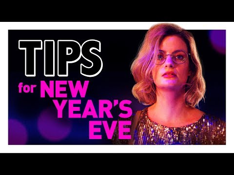 Tips for a Fun New Year's Eve