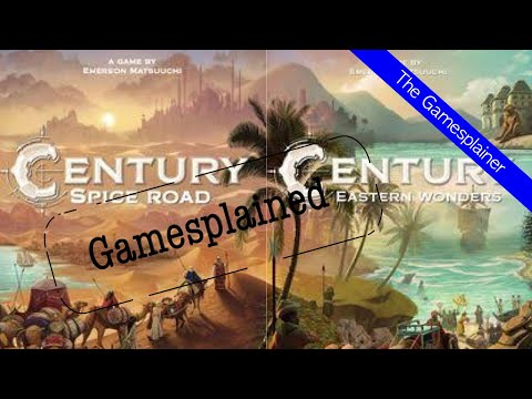 Century From Sand to Sea Gamesplained - Introduction