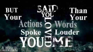 A World Unknown - Our Son The Arson (Official Lyric Video)