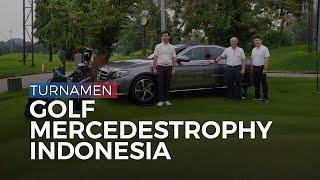 Turnamen Golf MercedesTrophy Indonesia Kembali Digelar, Tantang Para Pemilik Mercedes