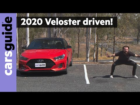 Hyundai Veloster 2020 review