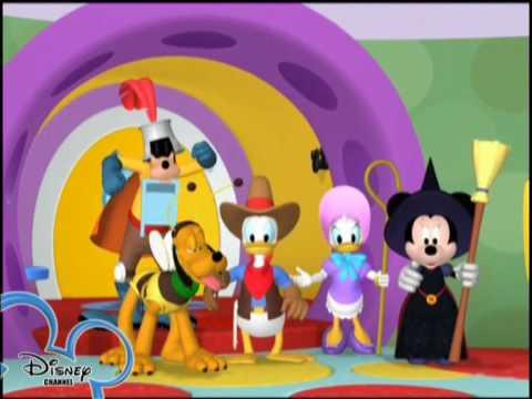 Mickeyho klubík 2 díl