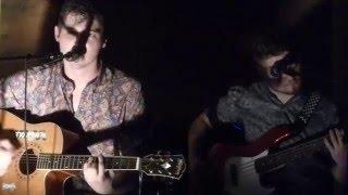 Jordan Allen (Acoustic) - Helter Skelter - Live @ Blackburn Museum - 3-12-2015