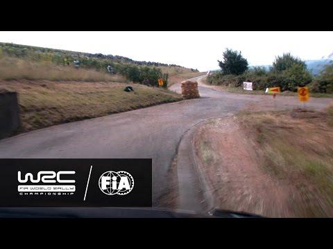 WRC - ADAC Rallye Deutschland 2016: ONBOARD Mikkelsen