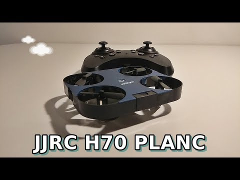 JJRC H70 PLANC Review & Test [ita]
