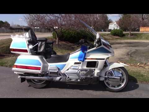 1993 Honda Goldwing GL1500 SE in Boise, Idaho - Video 1