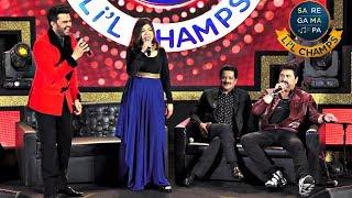 Sa Re Ga Ma Pa Little Champs 2020 Episode 1 Full Launch - Udit Narayan, Kumar Sanu, Alka Yagnik