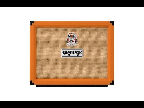 """Orange Rocker 32 Guitar Amplifier Combo 2x10"""" Speaker 30 Watts"""