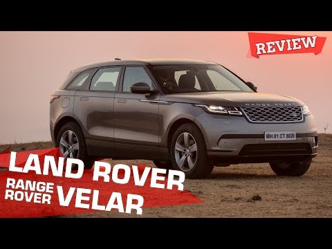 Land Rover Range Rover Velar | Indulgence Done Right | Road Test Review