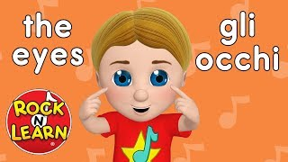Learn Italian For Kids – Body Parts, Family & Feelings