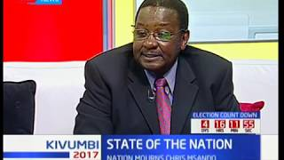 Amb. Jack Tumwa: We are all clear about the separation of powers