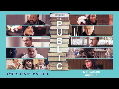 Movie Trailer: The Public (0)