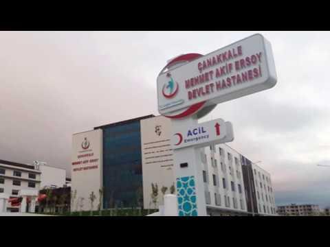 İşte Çanakkale'nin yeni devlet hastanesi