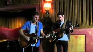 "Jon McLaughlin  & Dylan Williams ""If Only I""  Boston VIP @ Royale April 2016"