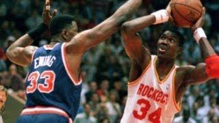 The 1993-1994 Houston Rockets Championship Season