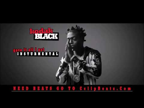 Kodak Black - Gave it all I got INSTRUMENTAL C clip Beatz