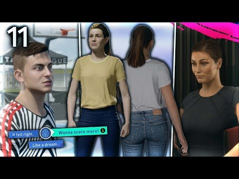 FIFA 19 THE JOURNEY Episode #11 - MEETING DYBALA!  (The Journey Full Movie Series)