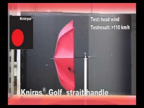 Knirps Golfschirm - www.heiter-bis-wolkig.com