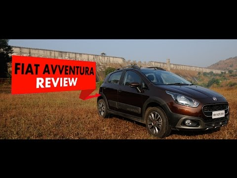 Fiat Avventura Review: PowerDrift