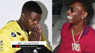 "Blac Youngsta Begs Young Dolph To Not Show Up To Court & Give ""Another Statement"", Claims Innocence"