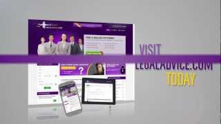 LegalAdvice.com video commercial. LegalAdvice.com, bringing the law into the 21st century.