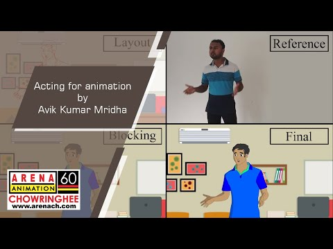 Avik Kumar Mridha | Arena Animation Chowringhee