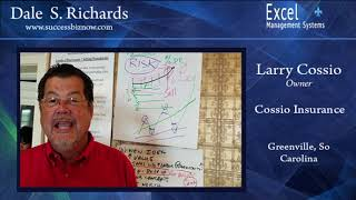 Larry So Carolina Praises Dale Richards Valuation & Optimization Presentation