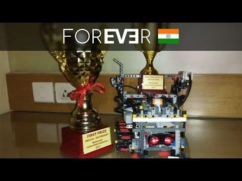 Forever EV3 - Indian Team For RoboCup 2017 Internationals