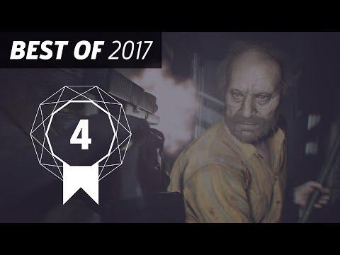 GameSpot's Best of 2017 #4 - Resident Evil 7: Biohazard