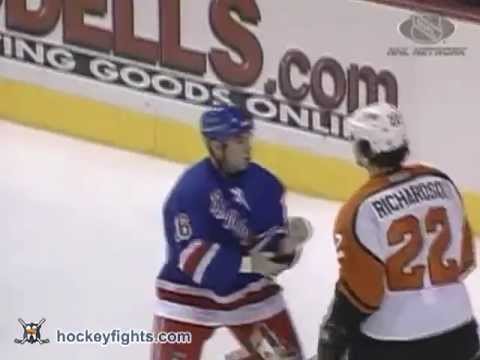 Luke Richardson vs. Matthew Barnaby