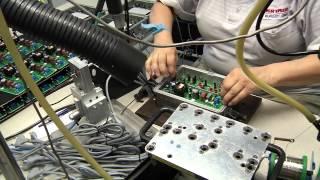 Vor Ort: Kathrein Sachsen - Produktionsstandort vorgestellt