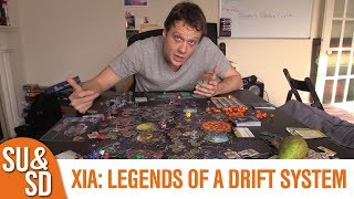 Xia: Legends of a Drift System - Shut Up & Sit Down Review