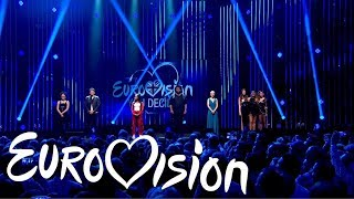 The winner of Eurovision 2018: You Decide is revealed - BBC