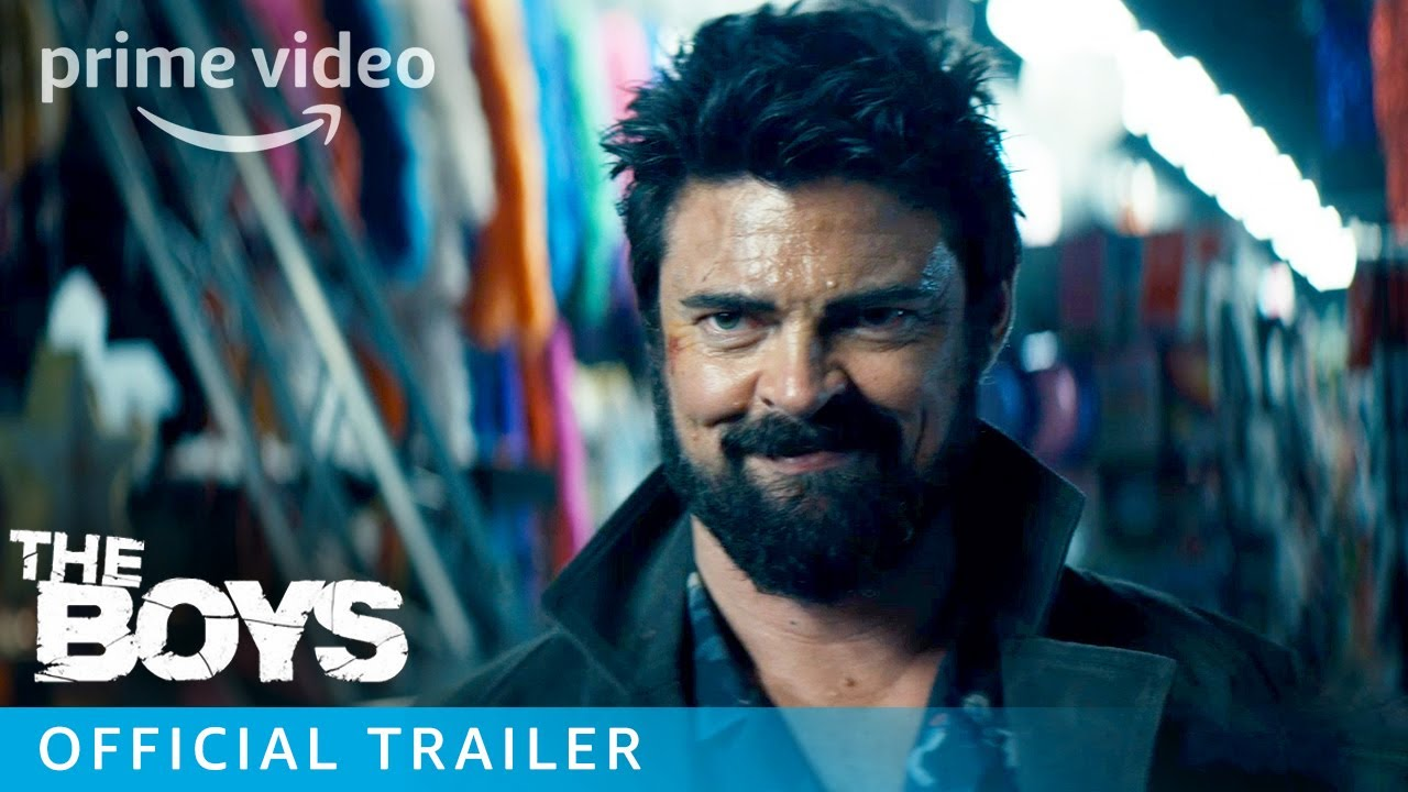 Amazon Prime Lança trailer final de The Boys