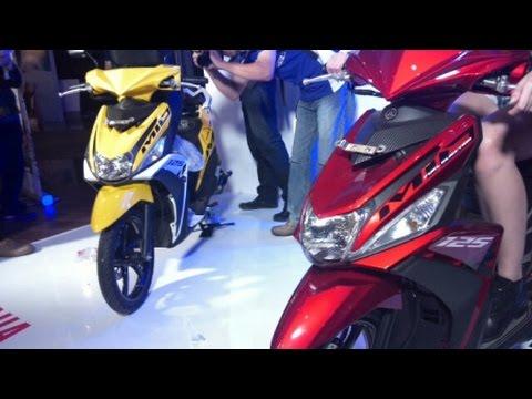 2015 Yamaha Mio M3 125