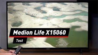 Medion Life X15060 im Test: Das taugt Aldis Smart-TV bei Aldi | deutsch