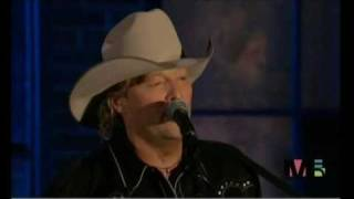 "Alan Jackson  -  ""Five O´clock Somewhere"""