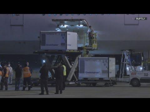 Τουρκία:H πρώτη παρτίδα κινεζικού εμβολίου έφτασε στο αεροδρόμιο Άγκυρας με καθυστέρηση 2εβδομάδων