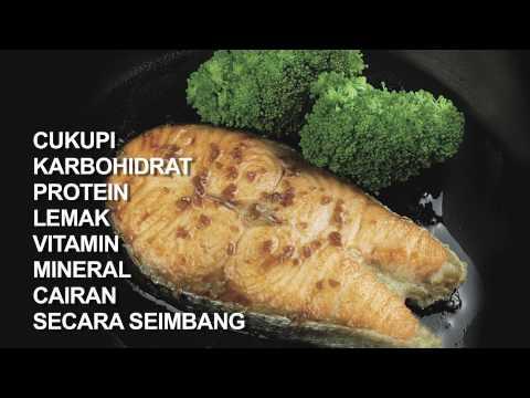Penurunan berat badan yang cepat dalam 3 ulasan hari