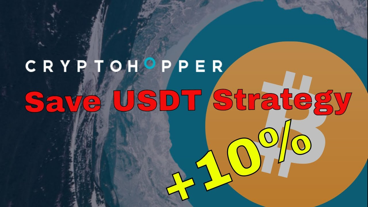 Cryptohopper - Sichere USDT / BNB Strategie - Profi Strategien 2019