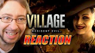 MAX REACTS: Resident Evil Village Showcase