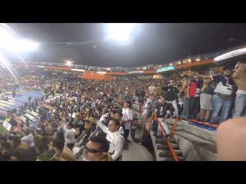 """Rebel Pumas atlas Pachuca"" Barra: La Rebel • Club: Pumas"