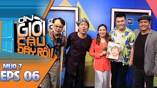 #6 Ơn Giời Cậu Đây Rồi Mùa 7: Thanh Thúy - Tuấn Tú - Thiều Bảo Trang - Karen Nguyễn