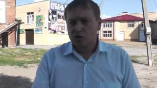 Глава г. Гулькевичи Улицкий В.И. прессует предпринимателей-женщин