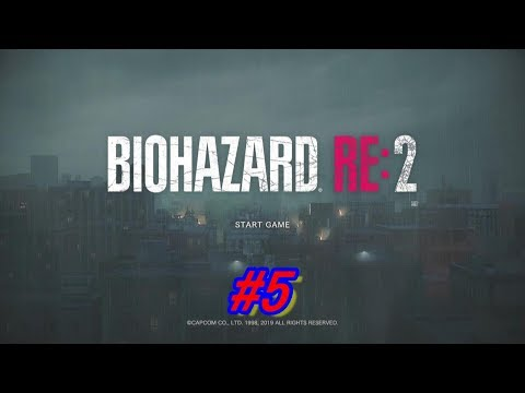 BIOHAZARD RE_2 Z Version #5