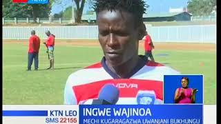 Timu ya kandanda AFC Leopards wajianda kuchuana na Fosa Juniors kutoka Madagascar