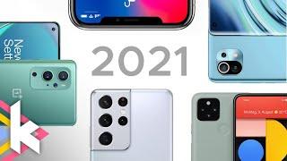 Diese Smartphones erscheinen 2021!
