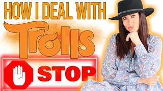 How I Deal With Trolls & Advice For you To Deal With HATERS Too // CHANNON ROSE by Channon Rose