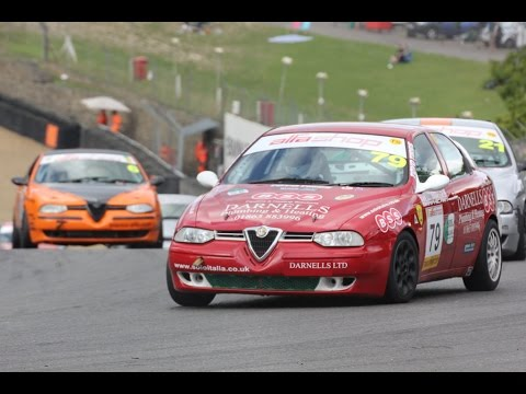 Brands Hatch 2015 – Dave Messenger – Rear View